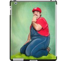 SexyMario - Painting iPad Case/Skin