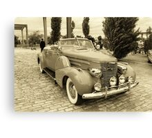 Cadillac Roadster Canvas Print