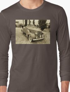 Cadillac Roadster Long Sleeve T-Shirt