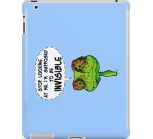 Chameleon I iPad Case/Skin