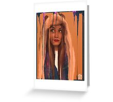 What are you drawing Ryan 154 Greeting Card