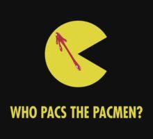 Who Pacs The Pacmen?! T-Shirt