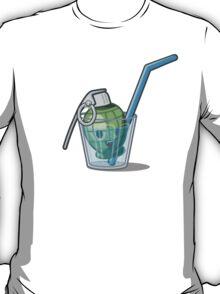 Green Grenade in Lemonade T-Shirt