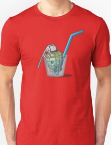 Green Grenade in Lemonade T-Shirt