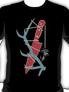All tied together T-Shirt
