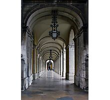 Under The Arches Photographic Print