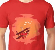 The Little Paper Aviator Unisex T-Shirt