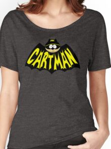 Cartman 1960's Logo Mashup Women's Relaxed Fit T-Shirt