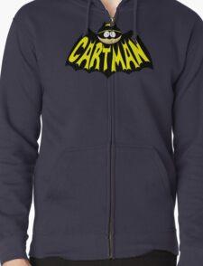 Cartman 1960's Logo Mashup Zipped Hoodie