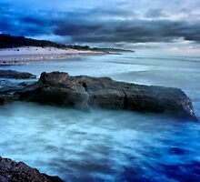 blue rock by RedMonkey Photography