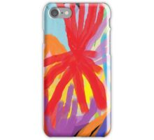 """""""Come On, Let Your Colors Burst!"""" iPhone Case/Skin"""