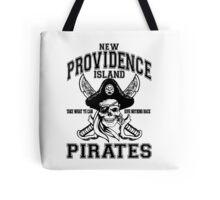 New Providence Island Pirates Tote Bag