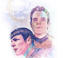Star Trek by Steve Nice