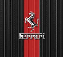 Ferrari Lover [UPDATE ~ Silver] by vdezine