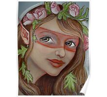 Rose Faerie Poster