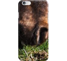 Put out to grass iPhone Case/Skin