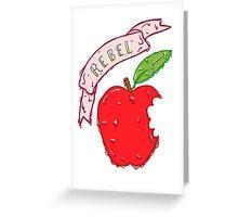 Original Sin Greeting Card