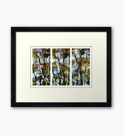 Dissolution Framed Print
