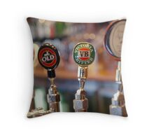 Pub! Throw Pillow