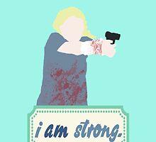 i am strong by lotsohugs