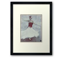 What are you drawing Ryan 169 Framed Print