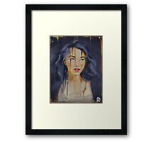 What are you drawing Ryan 175 Framed Print