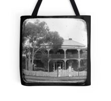Country House Through The Viewfinder (TTV) Tote Bag