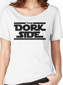 The Dork Side Women's Relaxed Fit T-Shirt