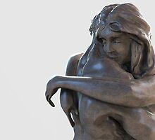 Pygmalion and Galatea by FreeflowArt