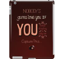 Sleeping With Sirens - Roger Rabbit iPad Case/Skin