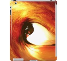Eye wave iPad Case/Skin