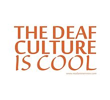 The Deaf Culture Is Cool by Johan Dahlberg