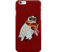 Hedwig the witch iPhone Case/Skin