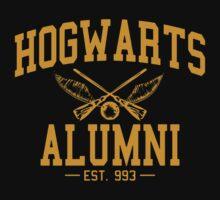 Hogwarts Alumni by betterinblue
