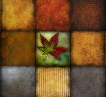 Autumn Patchwork by Karen Scrimes