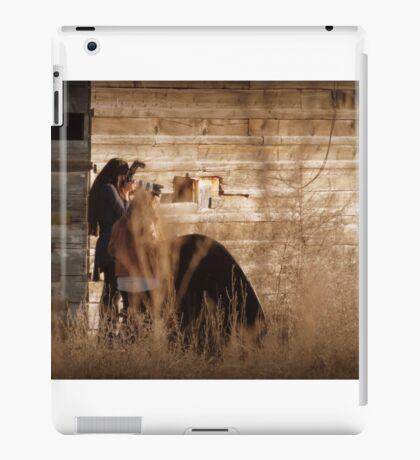 Photographers Shooting Photographers iPad Case/Skin