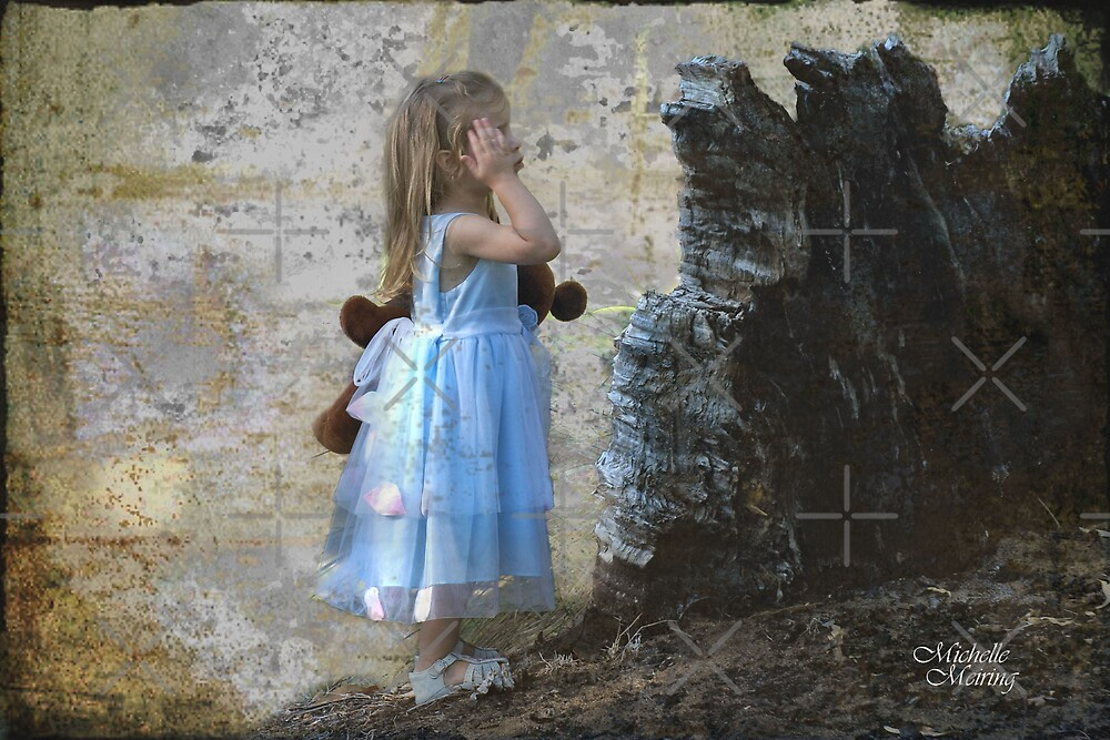 Alice in Wonderland by Michelle *