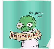 0020 Welcome - All Poster