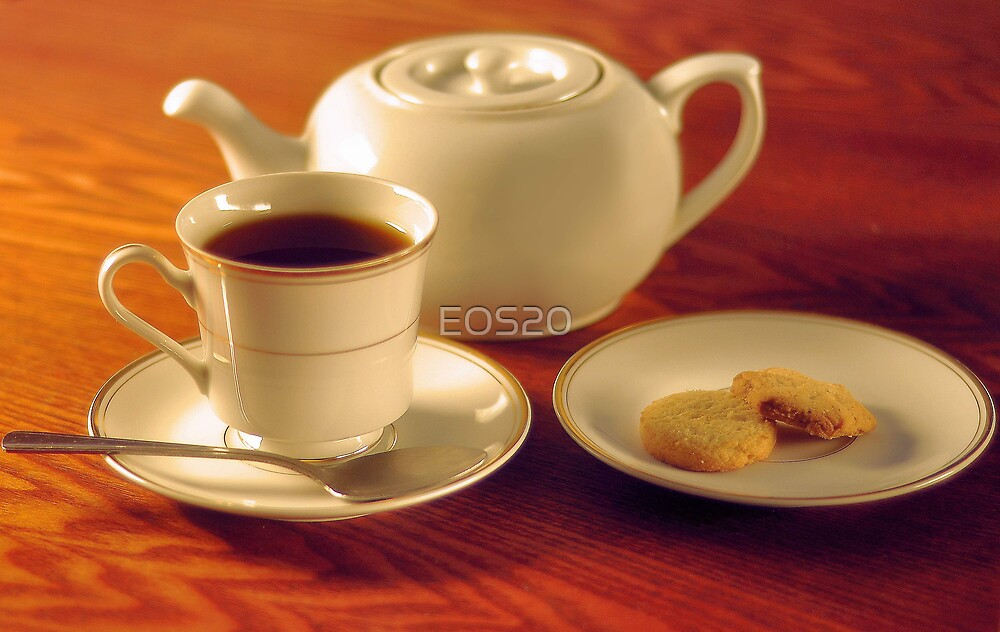 Tea Time  by EOS20