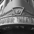 gas lamp by Jeffery cuLp
