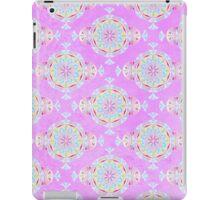 Vintage Moroccan Pattern in Lavender iPad Case/Skin