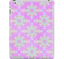 Vintage Moroccan Pattern in Lavender iPad Case/Skin