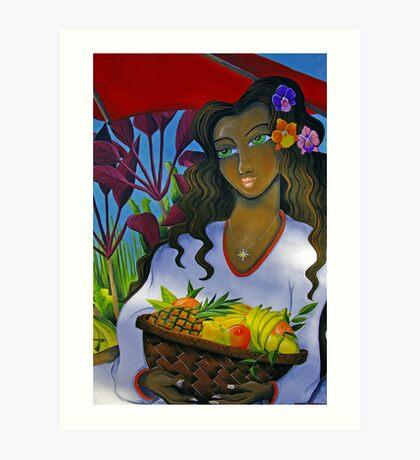 Fruitful Art Print