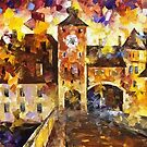 The City Of Hidden Dreams — Buy Now Link - www.etsy.com/listing/227495350 by Leonid  Afremov