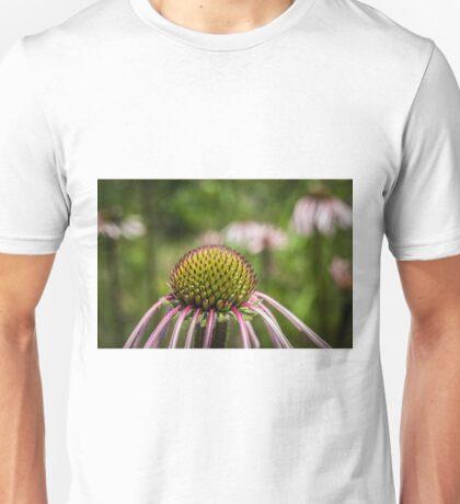 Beautiful Cone Flower Unisex T-Shirt