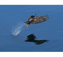 On Eagle's Wings Photographic Print