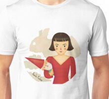 Amelie Poulain Unisex T-Shirt