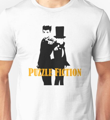 Puzzle Fiction Unisex T-Shirt
