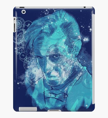 dreaming of gallifrey iPad Case/Skin