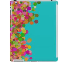Spot of color iPad Case/Skin